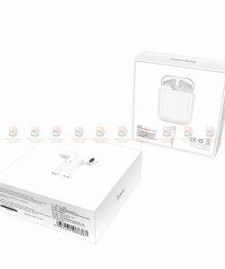airpods hoco Headset ES20 Original series true Wireless V5.0 earphones package