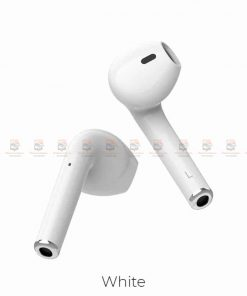 airpods hoco Headset ES20 Original series true Wireless V5.0 earphones white