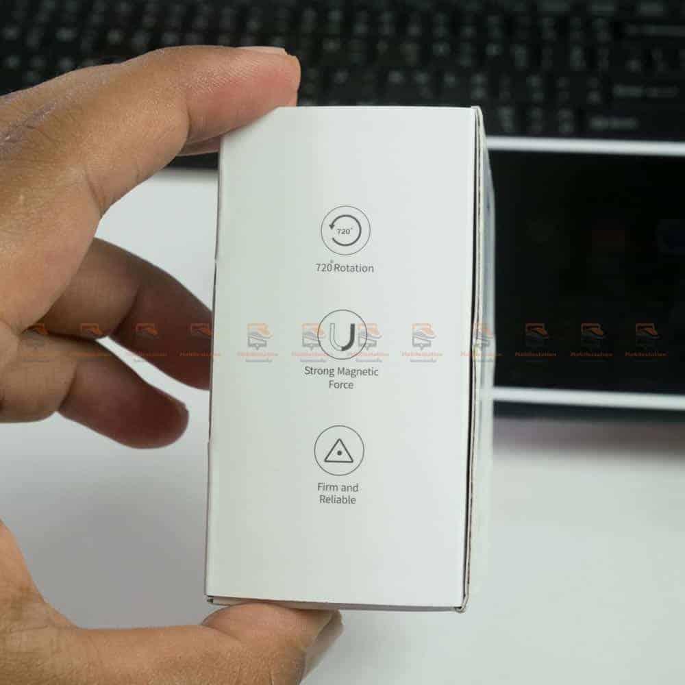 ที่ยึดโทรศัพท์ในรถ Ugreen Magnetic car Phone Holder-กล่องด้านข้าง