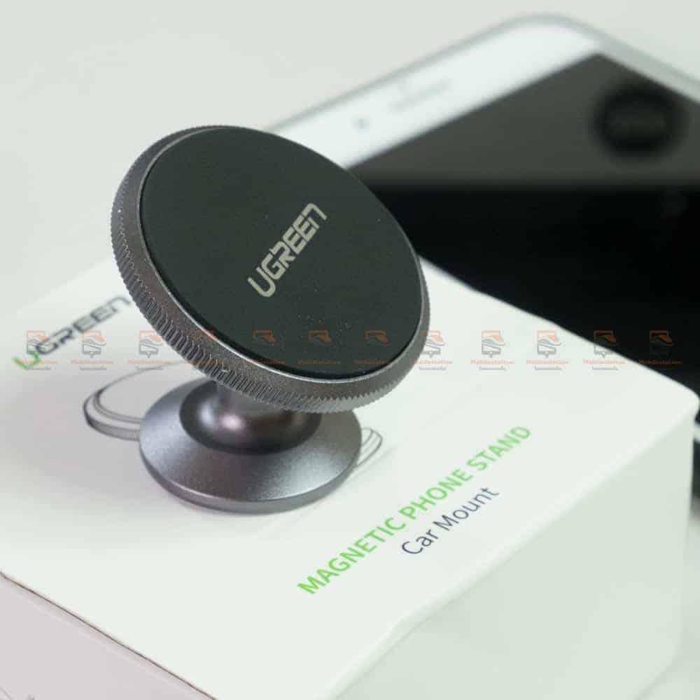 ที่ยึดโทรศัพท์ในรถ Ugreen Magnetic car Phone Holder-รูปสินค้าจริง