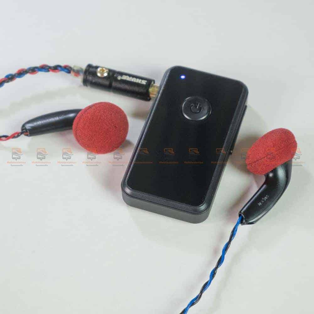 บลูทูธรถยนต์ BT-01 Bluetooth 4.2 Audio Receive Transmitter-for earphone