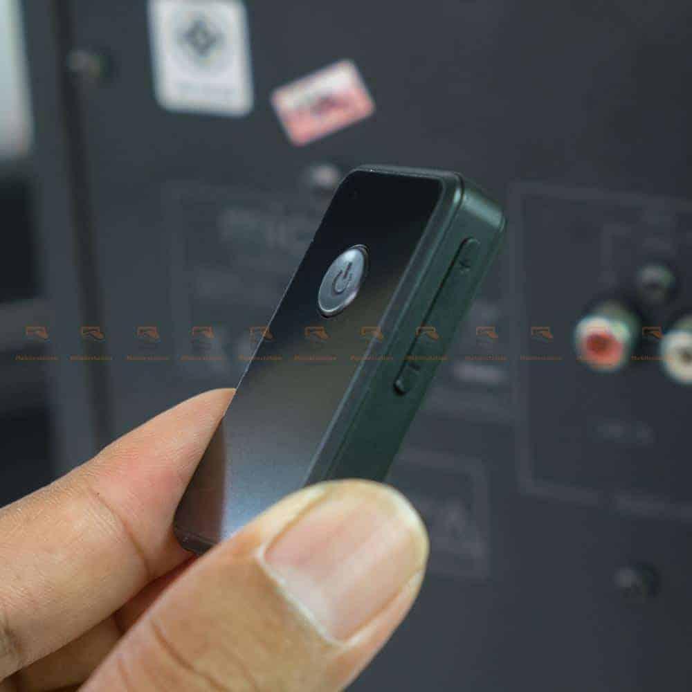 บลูทูธรถยนต์ BT-01 Bluetooth 4.2 Audio Receive Transmitter-volume contro