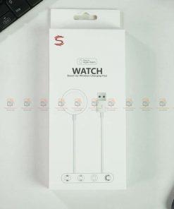 สายชาร์จ apple watch-ตัวกล่องด้านหน้า
