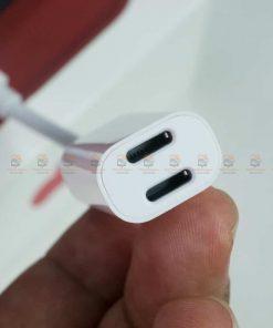 Y Cable Lightning adapter for iPhone 7 8 X Xr ฟังเพลง ใช้ไมค์ได้ พร้อมชาร์จ-ช่องเสียบ 2 ช่อง
