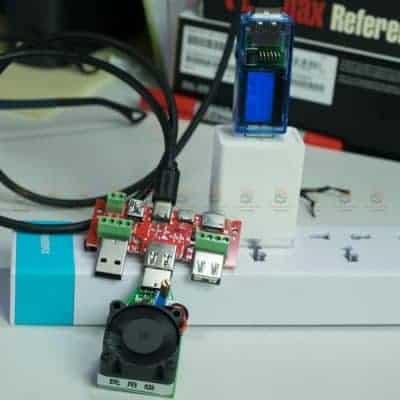 สายชาร์จ ugreen usb 3.0 type c Fast charging cable-รูปสินค้าจริง-ทดสอบความเร็วในการชาร์จ