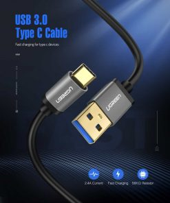 สายชาร์จ ugreen usb 3.0 type c Fast charging cable-Item specifics