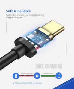 สายชาร์จ ugreen usb 3.0 type c Fast charging cable-safe reliable