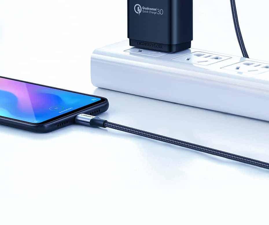 สายชาร์จ Type C UPGRADE 3A Fast CHARGING FOR DEVICES USB-C CONNECTOR-Brochure