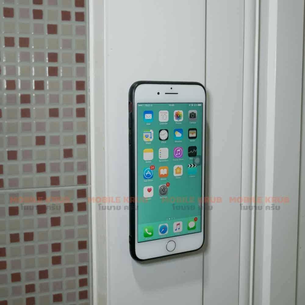 car Phone Holder FLOVEME Sticker Paste Real product image-stick plastic