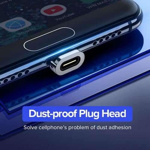 สายชาร์จ Magnetic Micro USB Type C Charger Data Cable Brand Ugreen For Samsung Android-Brochure 5