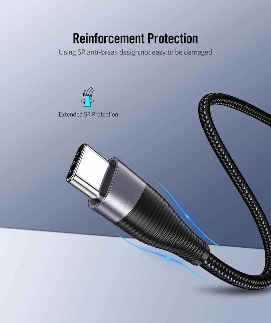 USB-C Ugreen SR Protection-Reinforcement Protection