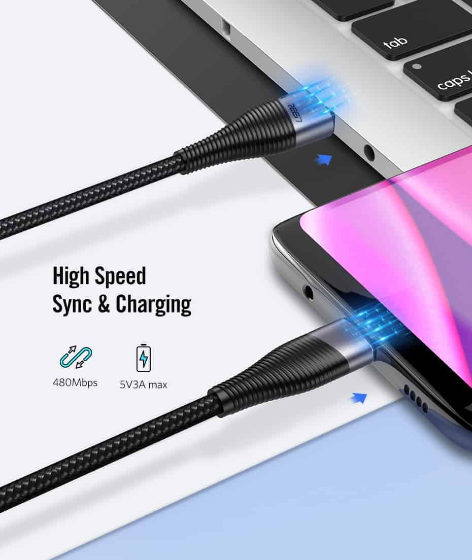 USB-C Ugreen SR Protection-high speed Sync & Charging