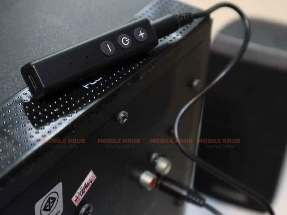 Bluetooth Car Audio Receiver Examples of use 2