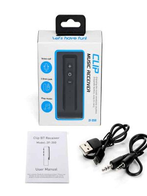 Bluetooth Car Audio Receiver package