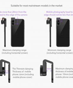 Mobile macro lens APEXEL HD 10X - Technical information
