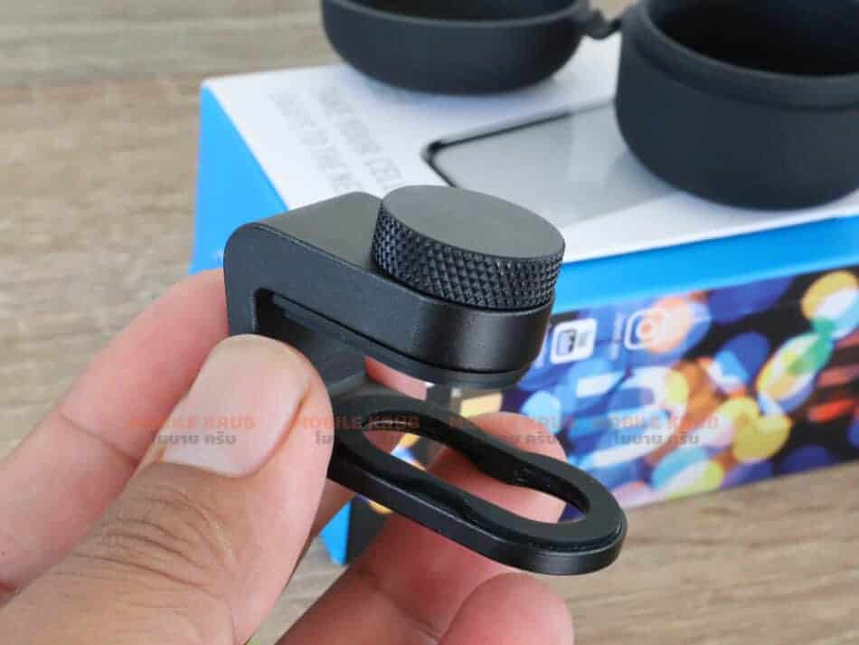 Mobile macro lens APEXEL HD 10X clips