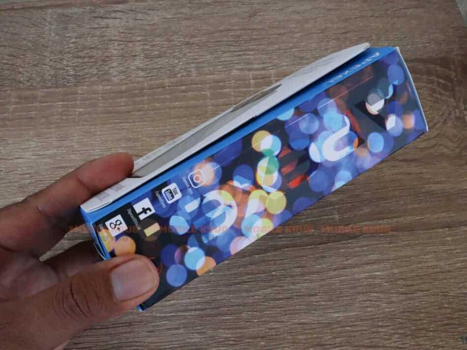Mobile macro lens APEXEL HD 10X package 2