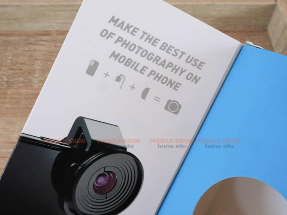 Mobile macro lens APEXEL HD 10X package4