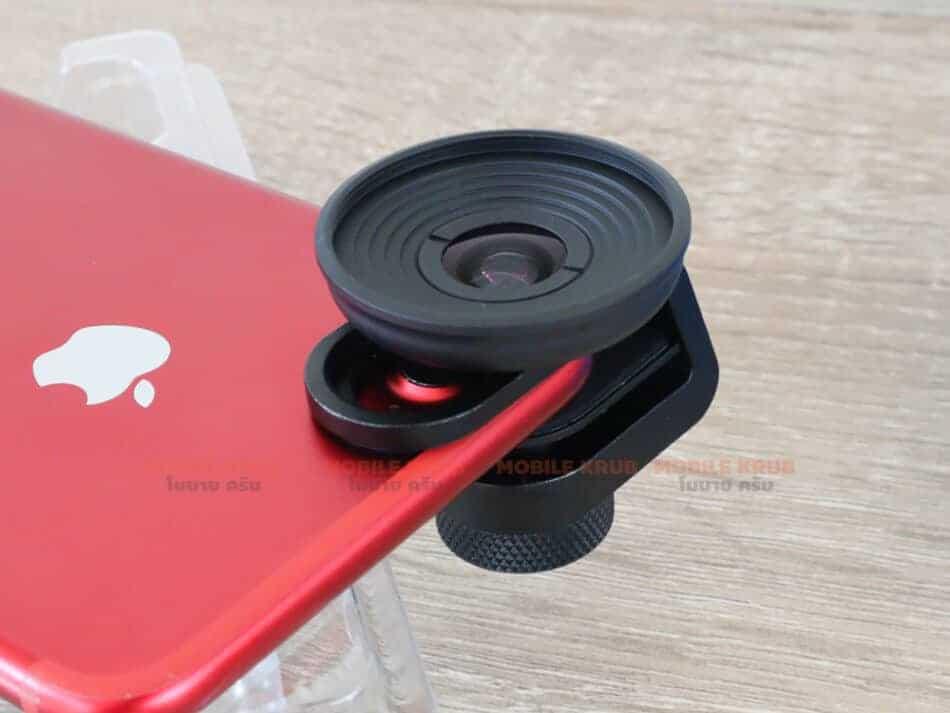 Mobile macro lens APEXEL HD 10X ready to use 3