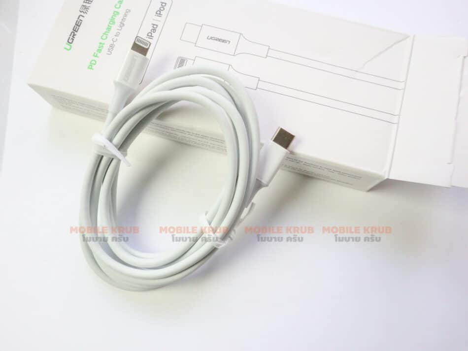 PD Fast Charging Cable USB-C To Lightning Ugreen for iPhone 11 11 PRo X Xs 8-Real product