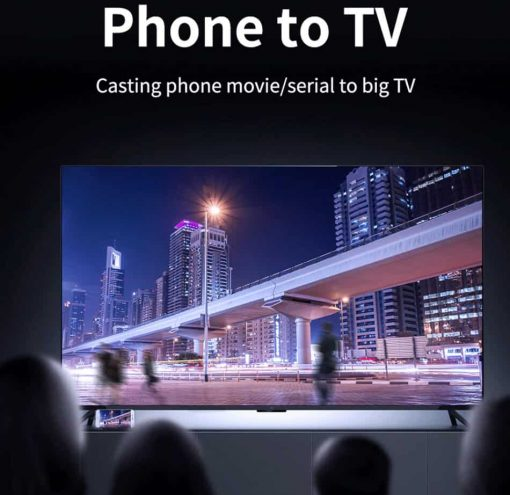 Phone to tv for Android iOS 3 in 1 Unnlink to big tv