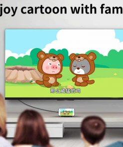 connecting smartphone tv unnlink for Children watch cartoons