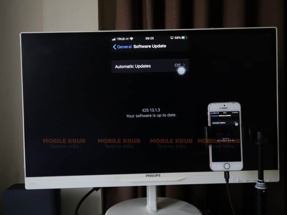 iPhone to tv for iOS Unnlink Support iOS 13