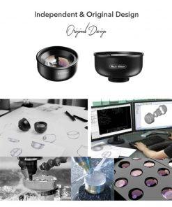 APEXEL HD optic camera phone lens 100mm macro lens lndependent original design
