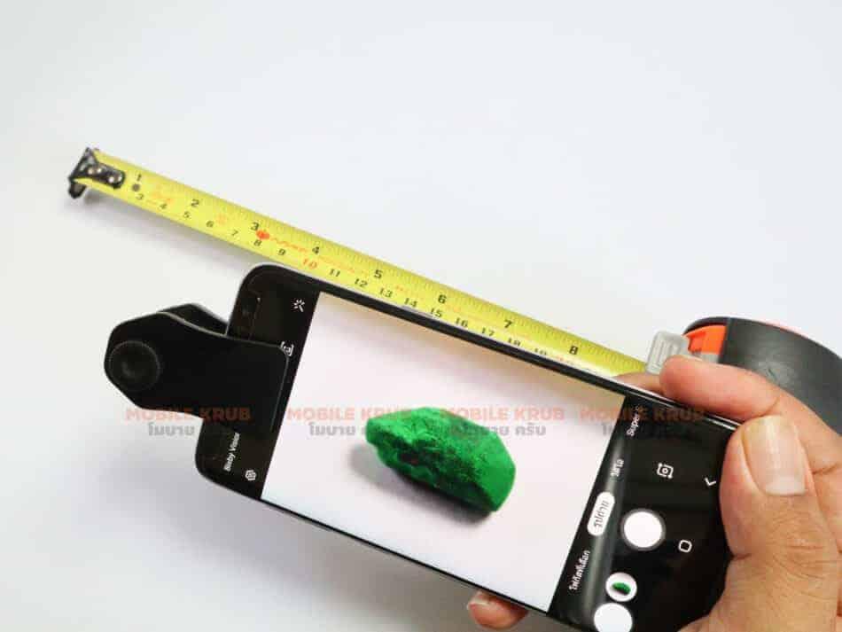 APEXEL HD optic camera phone lens 100mm macro lens review real 06