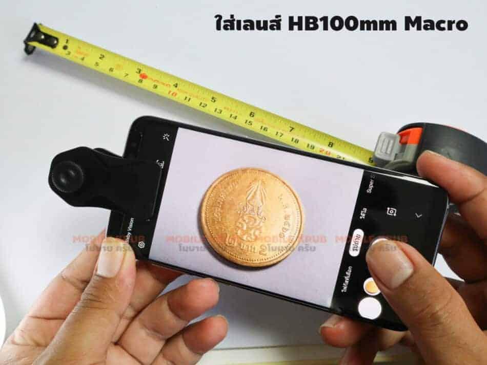APEXEL HD optic camera phone lens 100mm macro lens review real 07