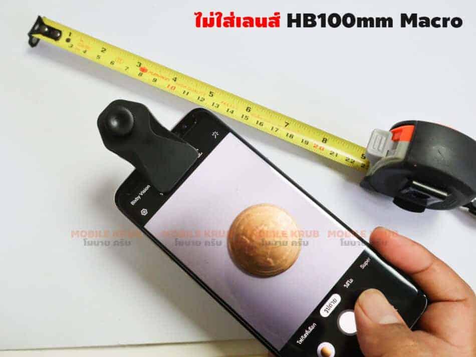 APEXEL HD optic camera phone lens 100mm macro lens review real 08