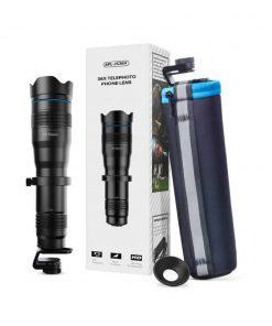 APEXEL optic phone mobile camera lens 36x telephoto package