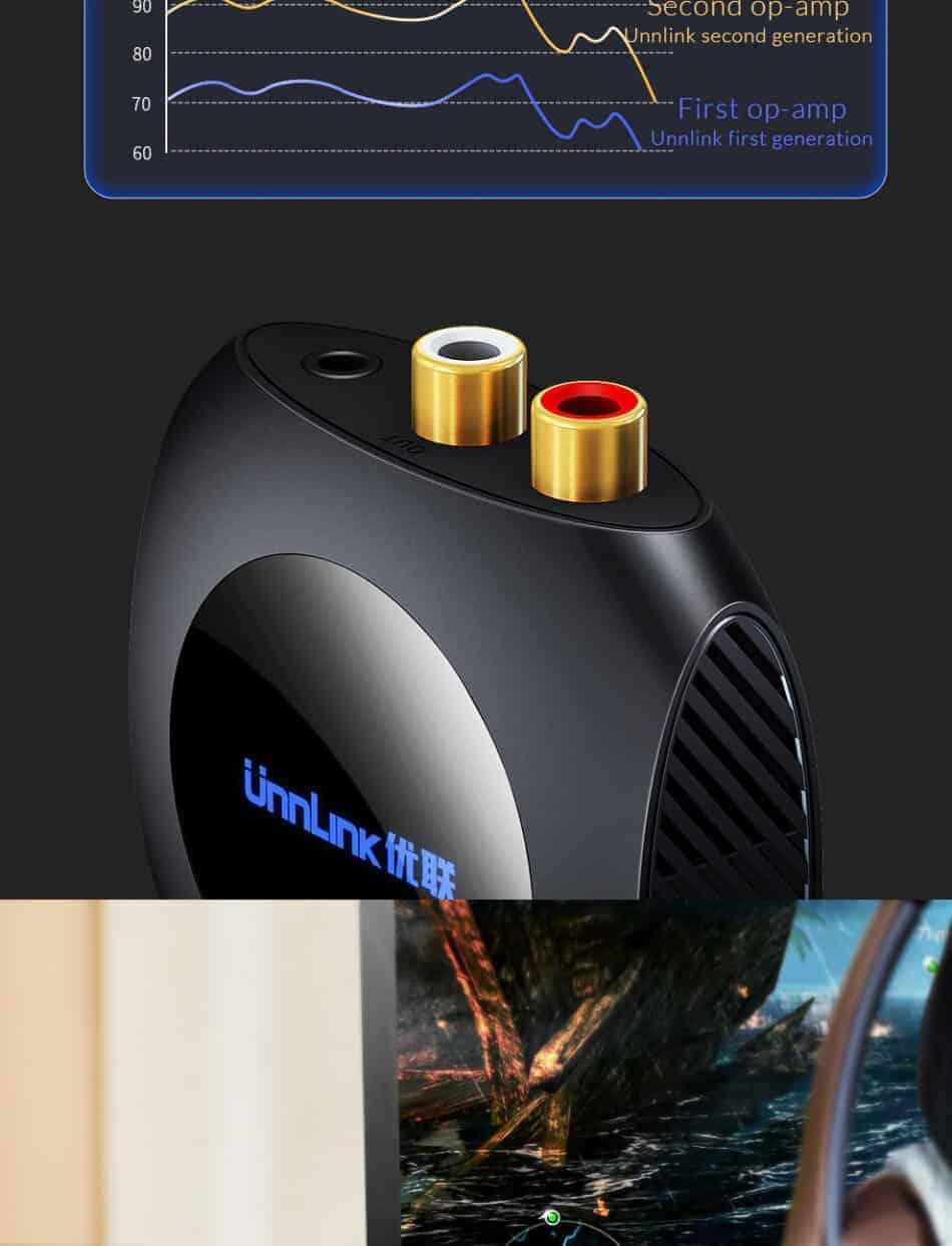 Unnlink New Digital to Analog Audio Converter 06