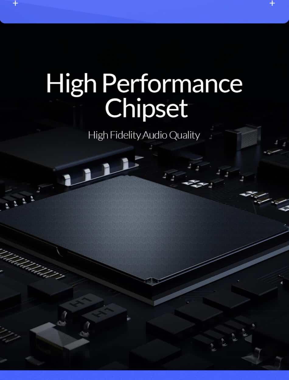 Unnlink New Digital to Analog Audio Converter high performance