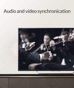 Unnlink USB C to HDMI Cable Audio and video synchronication