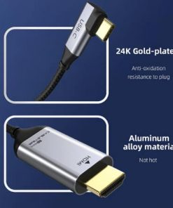 CABLETIME type c to hdmi Cable 4K display 02