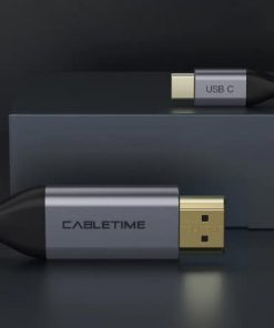 CABLETIME type c to hdmi Cable 4K display 04