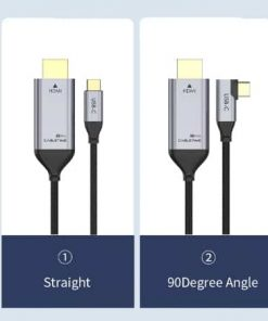 CABLETIME type c to hdmi Cable 4K display 06