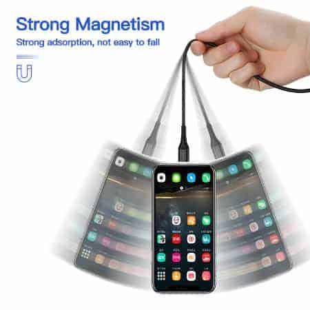 KUULAA Magnetic USB Cable display 4