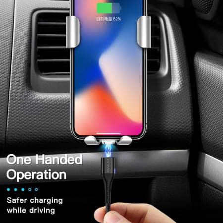 KUULAA Magnetic USB Cable display 5