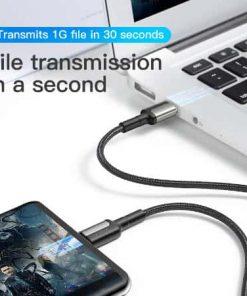 KUULAA USB Type C to USB Type C Cable display 04