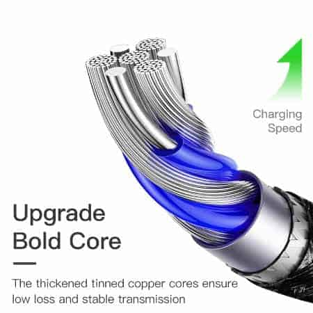 KUULAA USB Type C to USB Type C Cable display 05