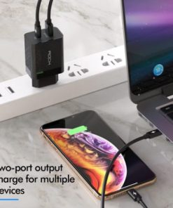 ROCK Quick Charge 4.0 36W QC PD 3.0 Phone Charger_display05