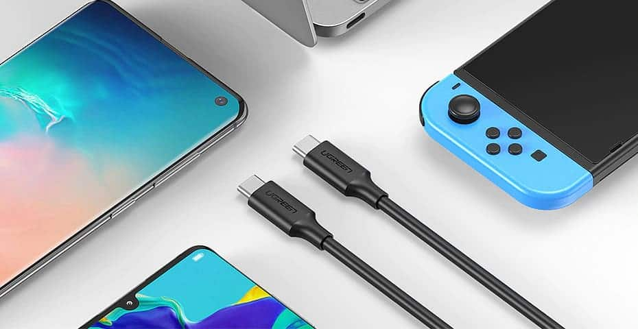 Ugreen 5A 100W USB C To USB C Cable 3.1 Gen 2_07
