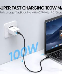 Ugreen 5A 100W USB C To USB C Cable 3.1 Gen 2_display_03