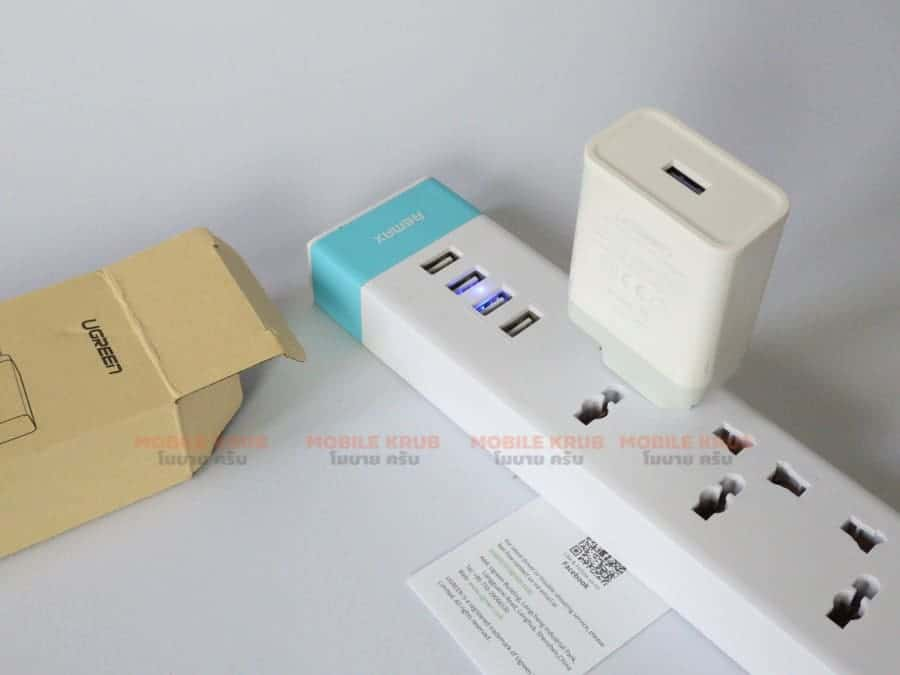 Ugreen USB Charger Super Fast Charger real Product 06