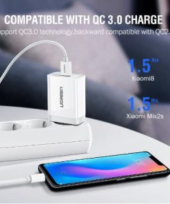 Ugreen USB Charger Super Fast Charger_display_03