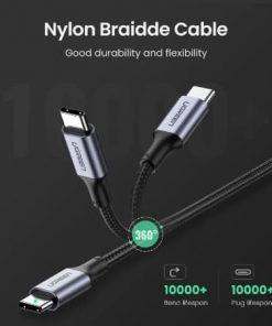 Ugreen USB Type C to USB C Cable Display_04