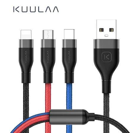 KUULAA 3 in 1 USB Cable Display 01
