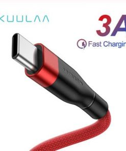 KUULAA USB Type C Cable 3A display 01